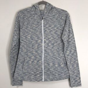 Columbia sz M Zip-Up Light Sweatshirt